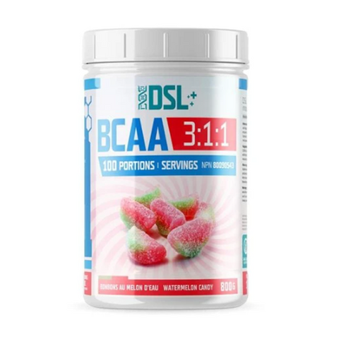 DSL BCAA 100 Servings (Watermelon Candy)
