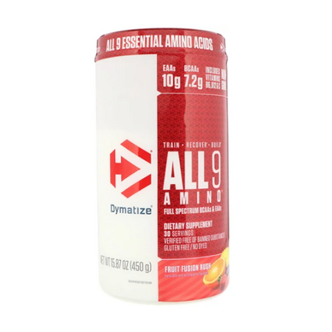 Dymatize ALL9 Amino 30 Servings (Fruit Fusion Rush)
