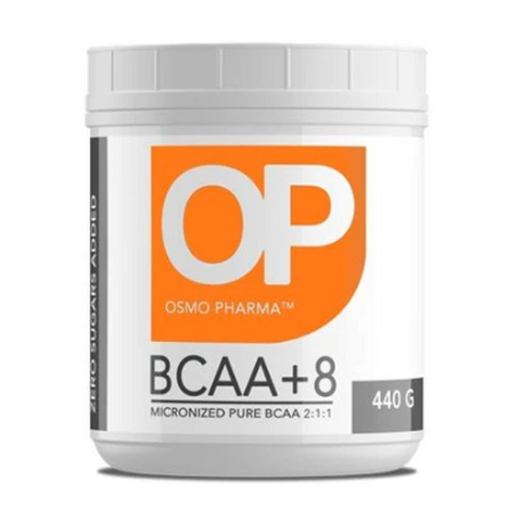 Osmo Pharma Bcaa+8 40 Servings (Peach Mango)