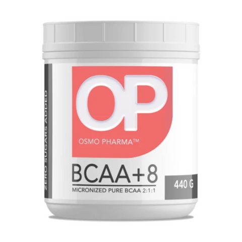 Osmo Pharma Bcaa+8 40 Servings (Strawberry Kiwi)
