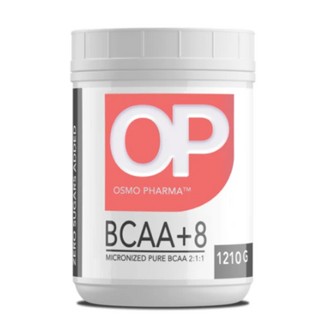 Osmo Pharma Bcaa+8 110 Servings (Strawberry Kiwi)