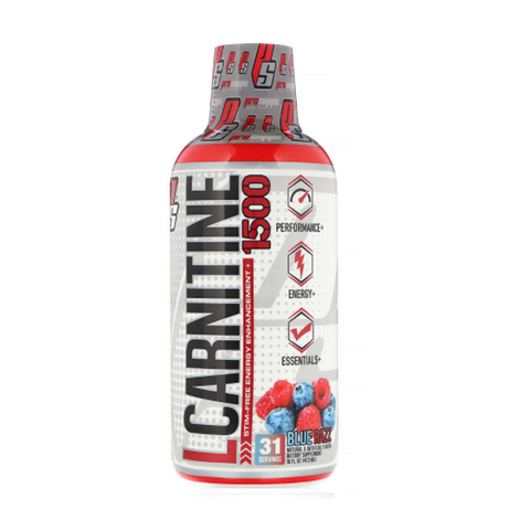 Prosupps L-Carnitine  31 Servings (Blue Razz)