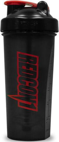 Redcon1 Shaker 28oz (Black)