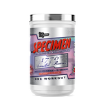 Glaxon Specimen Pre-Workout 42 Sevings (All American Ice)