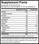 Karbolyn Fuel 4lbs 36 Servings (Kiwi Strawberry)