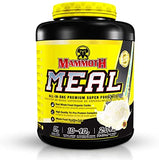 Mammoth Meal 2.04kg 40 Servings (Vanilla Ice Cream)