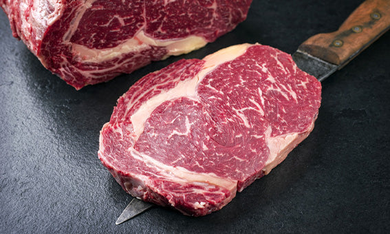 THE A-Z OF STEAK CUTS FROM RIBEYE TO T-BONE