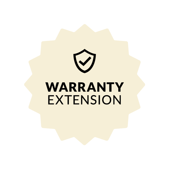 Warranty Extension for UX 1000 (Holiday Special)