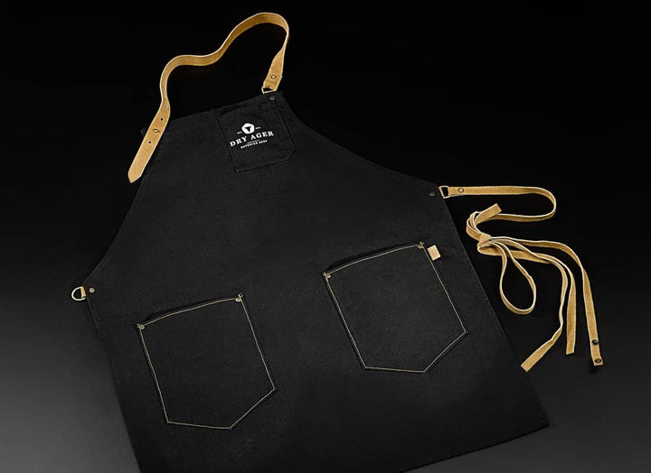 DRYAGER BBQ & Kitchen Apron
