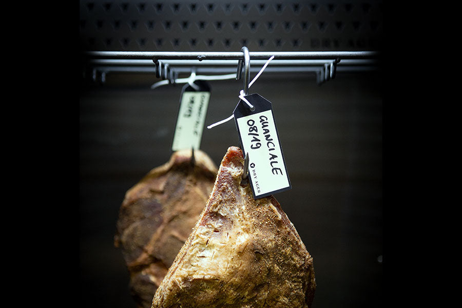 Produce your own ham