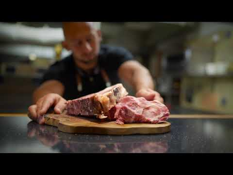 THE DRY AGING STORY
