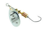 Colonel Classic Spinner Silver Fishing Lure