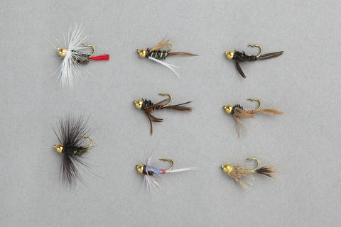 Gold Head Nymphs Assortment