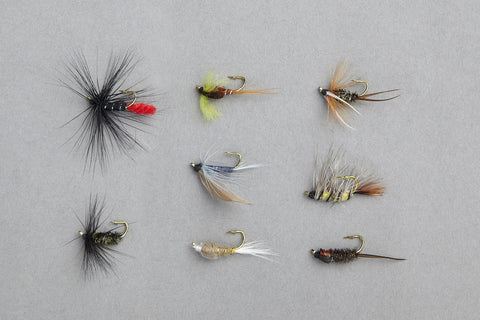 Wet Flies & Nymphs Assortment