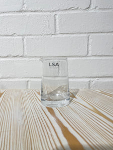 LSA Clear Glass Handleless Jug