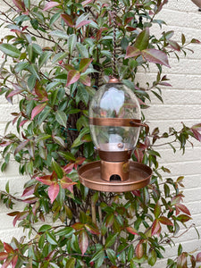 Foras Bird Feeder (Copper)