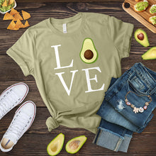 Load image into Gallery viewer, Avocado Love Tee