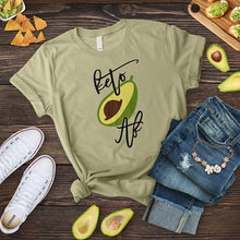 Load image into Gallery viewer, Keto AF Tee
