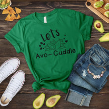Load image into Gallery viewer, Avo-Cuddle Tee