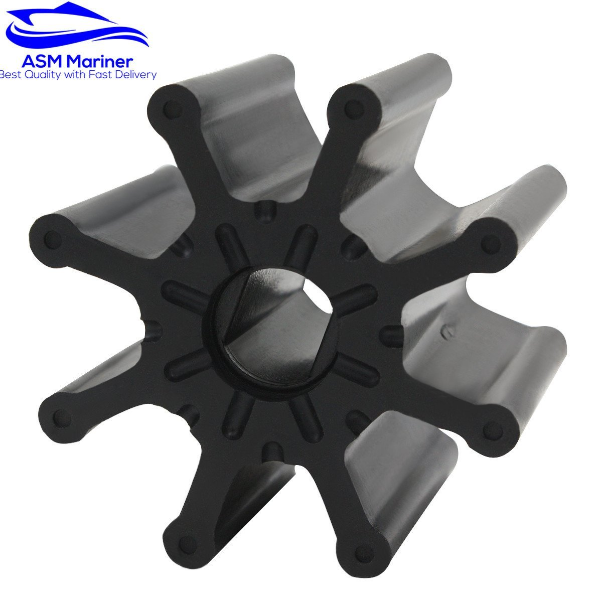 New Water Pump Impeller for Mercury 47-862232A2 47-8M0104229  18-3016 500159