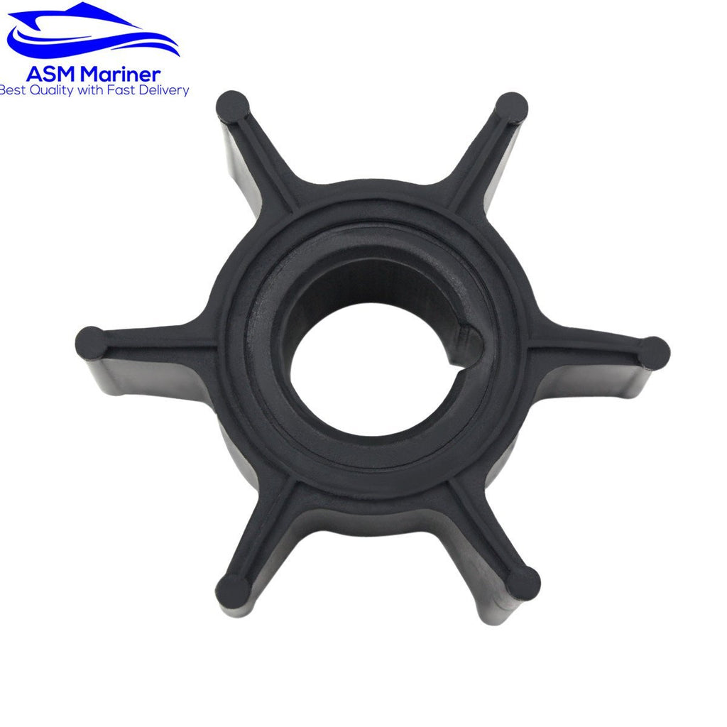 Water Pump Impeller for Nissan Tohatsu 18-8920 3B2-65021-1 8, 9.8 HP 4-Stroke