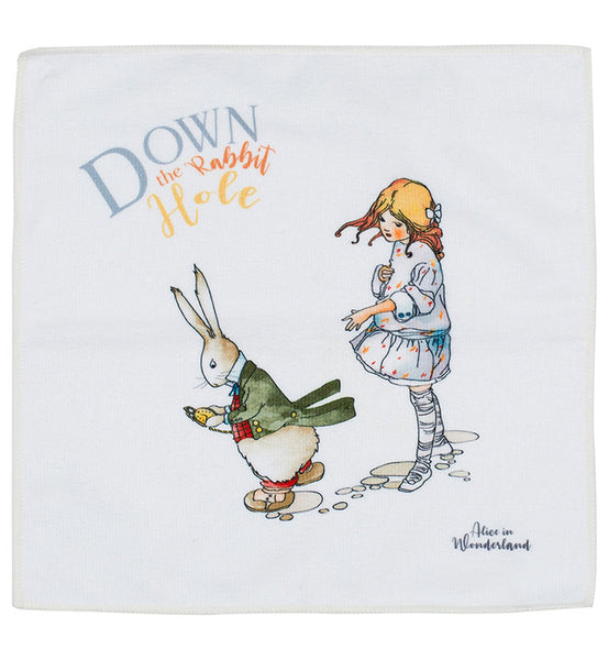 Alice in Wonderland – Face cloth (Set of three in gift box)
