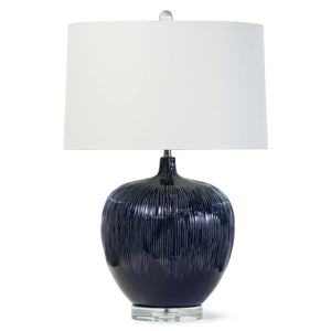 Wisteria Ceramic Table Lamp