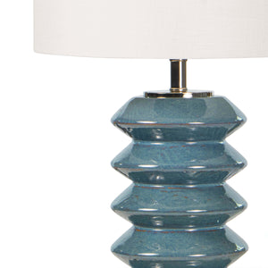 Teton Ceramic Table Lamp