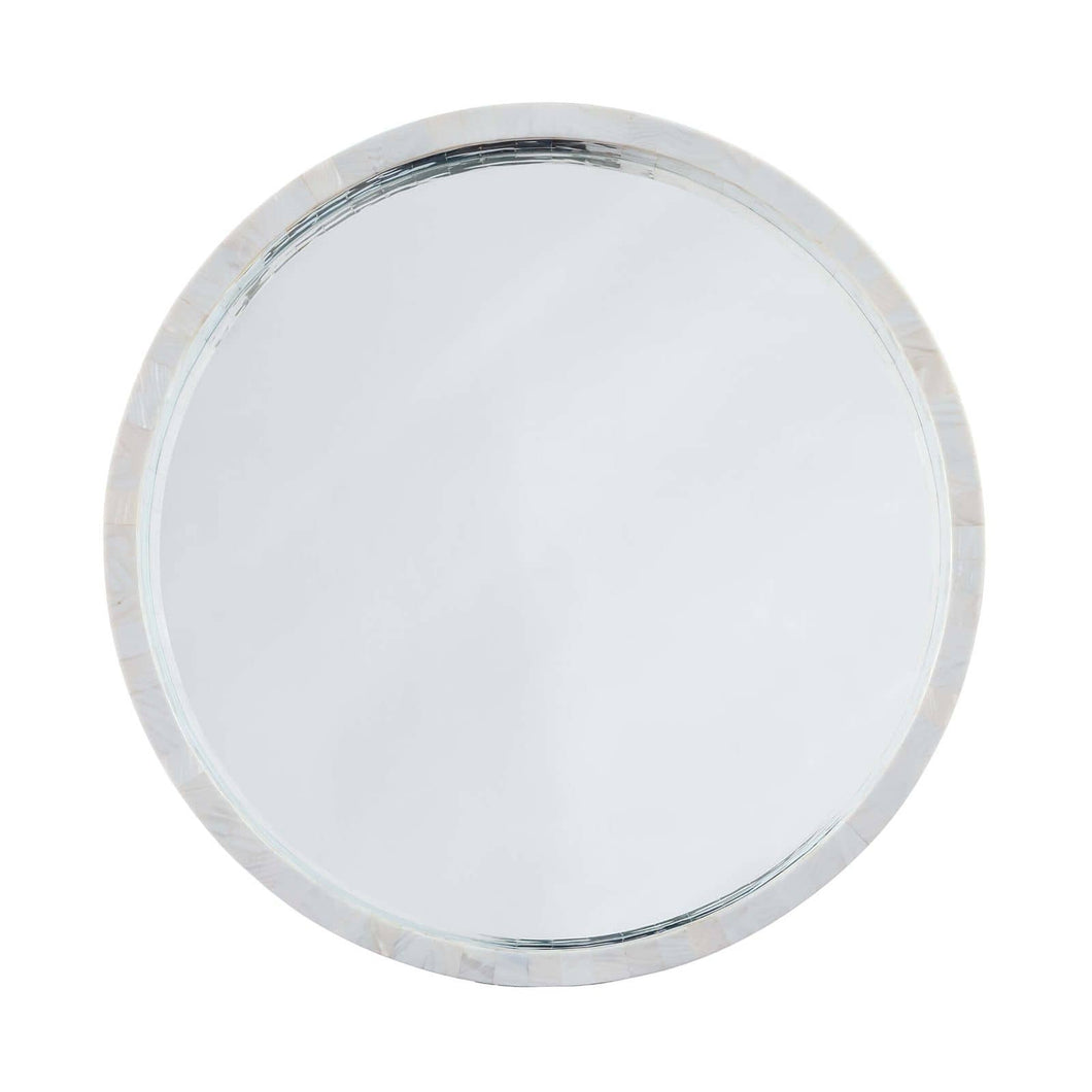 Mother of Pearl Mirror Medium