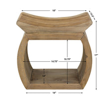 Load image into Gallery viewer, CONNOR ACCENT STOOL
