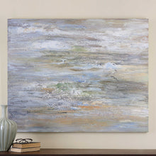 Load image into Gallery viewer, MISTY MORNING HAND PAINTED CANVAS