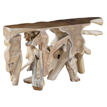 Load image into Gallery viewer, Cypress Root Console Table 59-60""