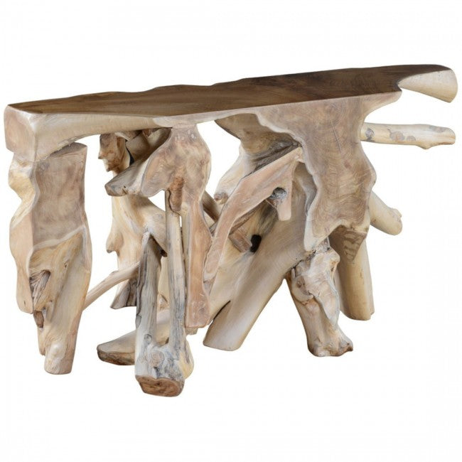 Cypress Root Console Table 70-71
