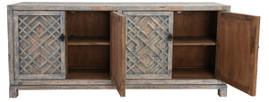 Antigua 4Dr Sideboard