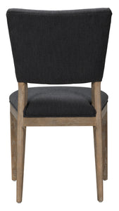 Phillip Upholstered Dining Chair Gray EV