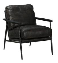 Load image into Gallery viewer, Christopher Club Chair Black