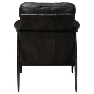 Christopher Club Chair Black