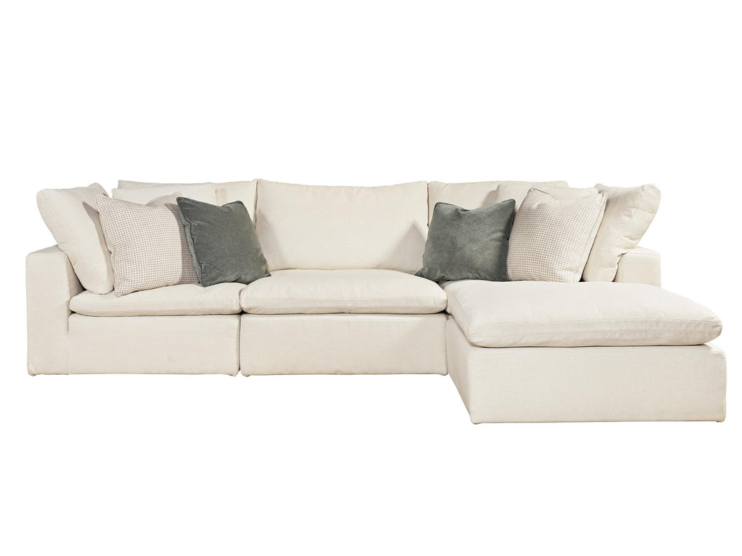 PALMER SECTIONAL-4 PIECE 681541R-610
