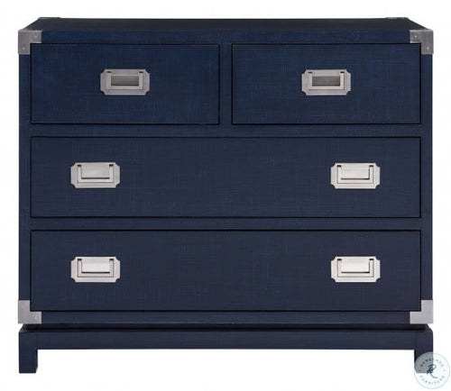 Coastal Campaign Chest on store cottage furnishings