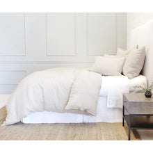 Load image into Gallery viewer, BLAIR - TAUPE DUVETS COVERS & SHAMS