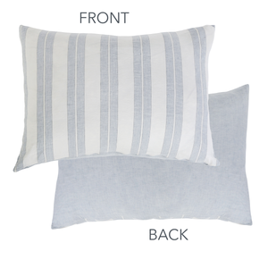 "CARTER BIG PILLOW 28"" X 36"" WITH INSERT - 2 COLORS"
