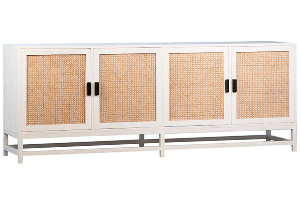 ROYETTE SIDEBOARD WHITE