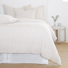 Load image into Gallery viewer, HENLEY - OAT DUVET COVERS AND SHAMS