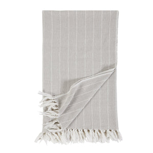 HENLEY THROW - 2 COLORS