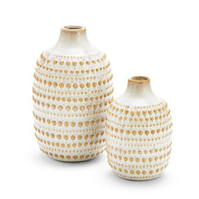 Load image into Gallery viewer, Papula Vase - Ceramic - 2 Sizes