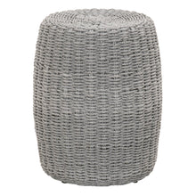 Load image into Gallery viewer, LOOM ACCENT TABLE Platinum Rope
