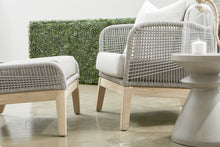 Load image into Gallery viewer, LOOM OUTDOOR FOOTSTOOL