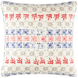 BLOOM LINEN DECORATIVE PILLOW