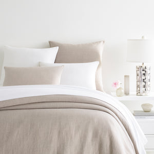 STONE WASHED LINEN  DUVET COVER (4 COLORS)