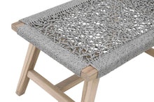 Load image into Gallery viewer, WEAVE OUTDOOR ACCENT STOOL